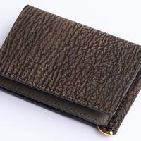 SPIGOLA スピーゴラの財布 ② スクアーロ(シャークスキン)