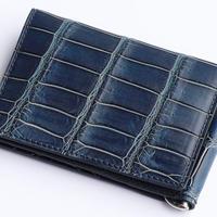 SPIGOLA スピーゴラの財布 ⑦ クロコダイル
