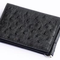 SPIGOLA 財布 ③ ストゥルッツォ(ダチョウ)