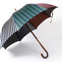 MARIO TALARICO 傘⑭ 栗の木(モンテッラ産)レジメンタルミックス特別仕様