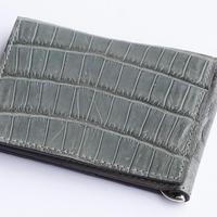SPIGOLA 財布 ④ クロコダイル