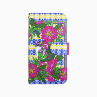 Smartphone case-Sunnyday during the rainy season-ミラー&チェーン付きタイプ