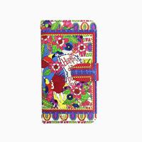 Smartphone case -2birds-  ミラー&チェーン付きタイプ