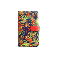 Smartphone case-Atlantic-ミラー&チェーン付きタイプ