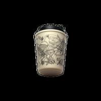 Tumbler Mug -song for you-Beige