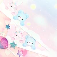 No.60 Twinkle Starry sky pepar