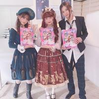 『Harajuku Wonderland』青木美沙子・AKIRA・深澤翠直筆サイン&翠ポスター付き!(送料込み価格)