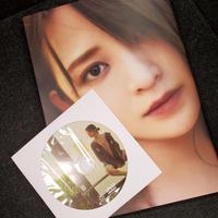 注文殺到にて100部のみ追加生産します!鈴木咲写真集『さきいか』初回限定版