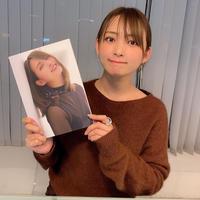 鈴木咲『さきいか』通常版 先着300部サイン本