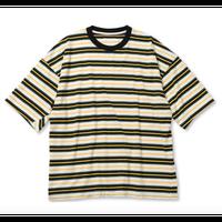 """ROTOL ロトル """"BIG TWIST TEE - BORDER"""" ビックツイストTシャツ-ボーダー"""