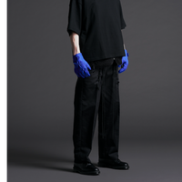 """elephant TRIBAL fabrics エレファントトライバルファブリックス """"RACE UP WORK PT"""" レースアップワークパンツ"""