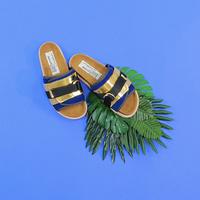 """elephant TRIBAL fabrics エレファントトライバルファブリックス """"3layer sandal"""" 3レイヤーサンダル"""