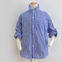 long sleeve shirts ストライプ(160cm)
