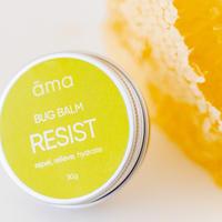 【ama】RESIST 虫よけ/虫さされ バグバーム