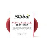 【Matakana Skincare】ピンクグレープフルーツ&バニラコンディショナーバー