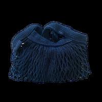 【武州中島紺屋】藍染 オーガニックコットン ネットエコバッグ