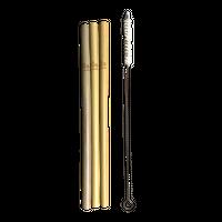オーガニック 竹ストロー ブラシ セット