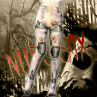 Nude  SOX MDT-004  Mad Science tights<ヴァイオハザード/Biohazard>