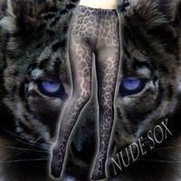 Nude  SOX MDT-012  Mad Science tights<黒豹/Black Panther>