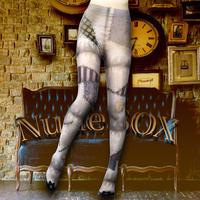 Nude  SOX MDT-014  Mad Science tights<ヴィンテージクラッシュドール/Vintage crash doll>