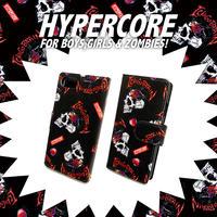 HYPER CORE ICHIGOBRAIN iPhone/スマホ手帳型ケース