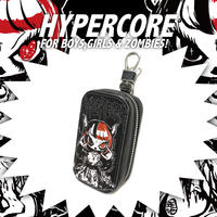 HYPER CORE THE BLACK HISTORYカラビナポーチ