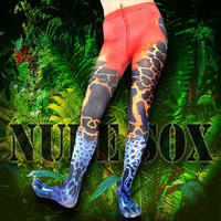 Nude  SOX MDT-017   Mad Science tights<アマゾン毒ガエル/Poison dart frog>