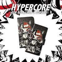 HYPER CORE THE BLACK HISTORY iPhone/スマホ手帳型ケース