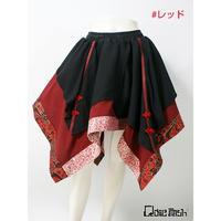Quite Frash チャイナアシメスカート