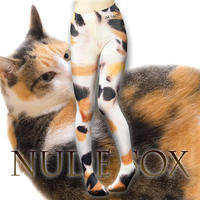 Nude  SOX MDT-011  Mad Science tights<三毛猫/Calico cat>