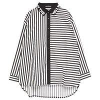 HELLCATPUNKS  HCP-SH-0017 切り替えシャツ