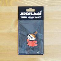 APRILMAI 木製マグネット【見上げるミイ】