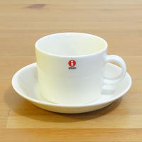 iittala ティーマ カップ&ソーサー【ホワイト】