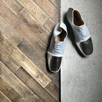 【U-112-32】OXFORD  ( SHRINK SILVER / FOILED SILVER )