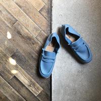 【U-807-10】LOAFER  (SHRINK BLUE)