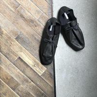 【SE-112-C01】ONE HOLE (GOAT BLACK)