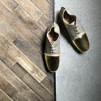 【U-112-32】OXFORD  ( SHRINK GOLD / FOILED GOLD )