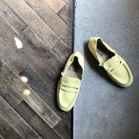 【U-807-10】LOAFER  (SHRINK YELLOW)