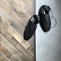 【SE-1096-C03】LACE SLIPON (GOAT BLACK )