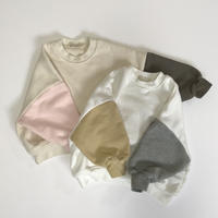 Color block sweat