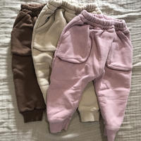 LAST1 / 50%OFF SALE / out pocket jogger pants