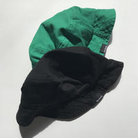 Color cotton bucket hat