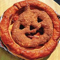 10月のケーキは【パンプキンパイ】(送料込)冷凍便
