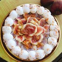 9月のケーキは【旬いちじくの焼き込みパイ】(送料込)冷凍便