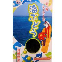 【送料込み】海ぶどう60g オリジナルドレッシング付