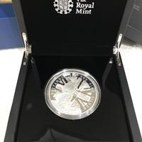 【新品】5オンス 2020 ロイヤルミント ブリタニア コイン 銀貨 10ポンド Britannia 5oz Silver Proof coin 10pounds 250枚限定