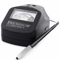 【新品】presidium Gem Tester Ⅱ ELECTRONIC GEMSTONE DIAMOND TESTER PGT プレシディアム ジェムテスター2宝石 判定機 測定器 はかり