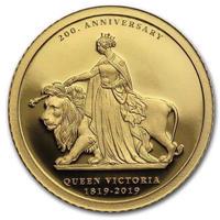 ウナとライオン 2019 イギリス連邦カメルーン 記念金貨 ゴールド コイン エリザベス ヴィクトリア 英国 Una Lion gold coin Cameroon