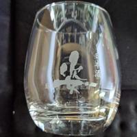 『姿』吟醸グラス 200ml用(薄いガラス) 1個