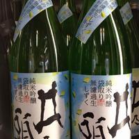 🌟🌟🌟🌟🌟150点評価!!「生」1.8L 井乃頭   袋吊り『雫酒』純米吟醸生